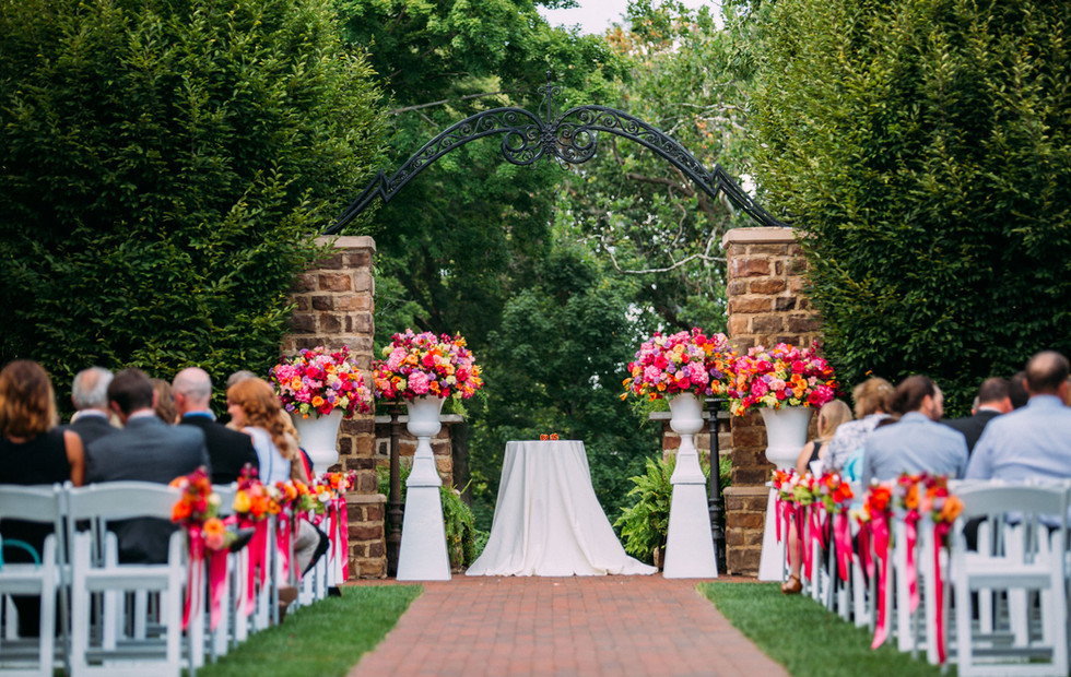 Colorful Ceremony