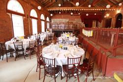 Wine themed rustic wedding