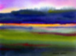 Pamet River marsh Truro