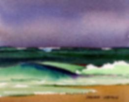 Truro Ballston Beach surf