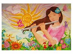 флейта на дъгата