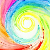 кръг на дъгата
