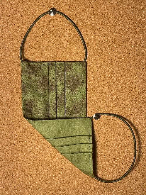 Máscara de proteção reutilizável