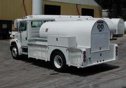 2.5 Ton Mini Bulk Delivery Unit