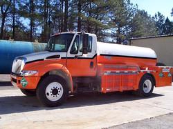 3.5 Ton Mini Bulk Delivery Unit