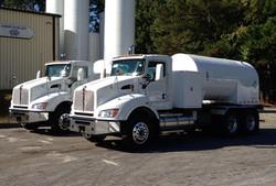 6 Ton Mini Bulk Delivery Units