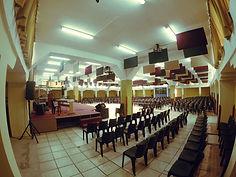bafles acústicos, acústica de templos, tratamiento acústico