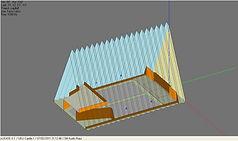 acústica de iglesias, simulación acústica, parámetros acústicos, EASE