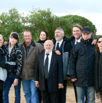 'Coffin Rock' cast, producers and director