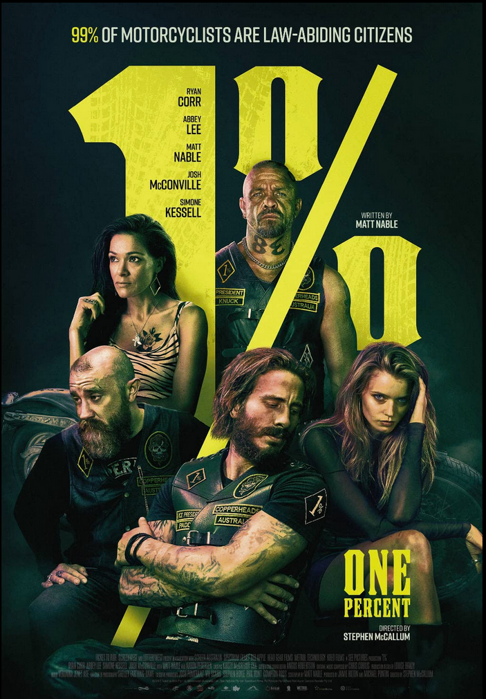 1% Outlaws (2017)