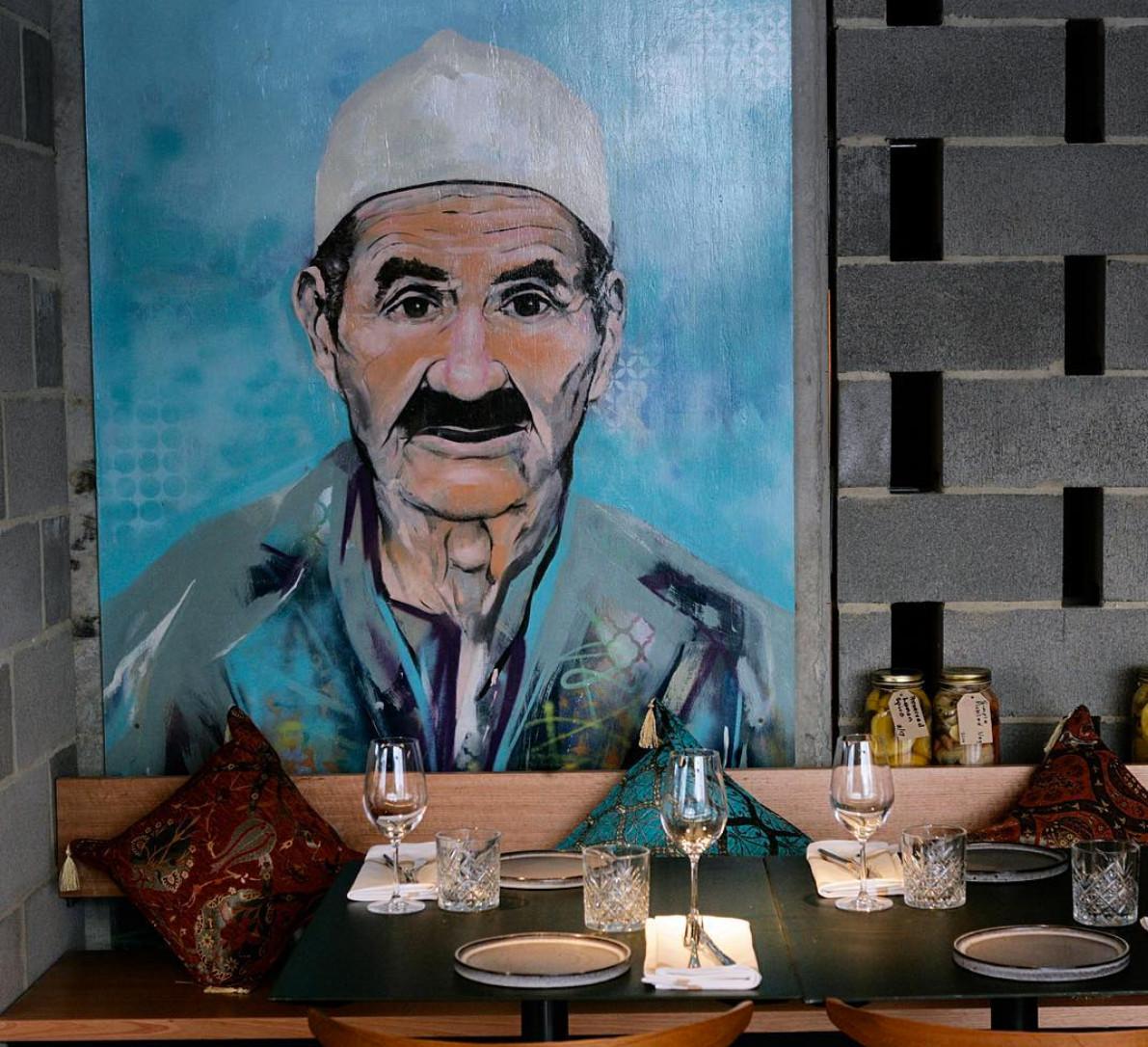 Modern Turkish Cuisine
