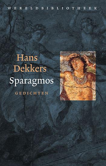 2020.10.09 Omslag, Hans Dekkers  Sparagm