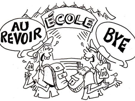 Défendre un enseignement français de qualité pour vos enfants