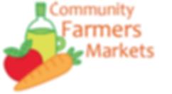 Community Farmers Markets logo