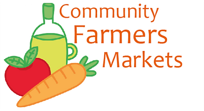 Community Farmers Markets logo