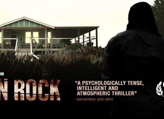 'Coffin Rock' poster