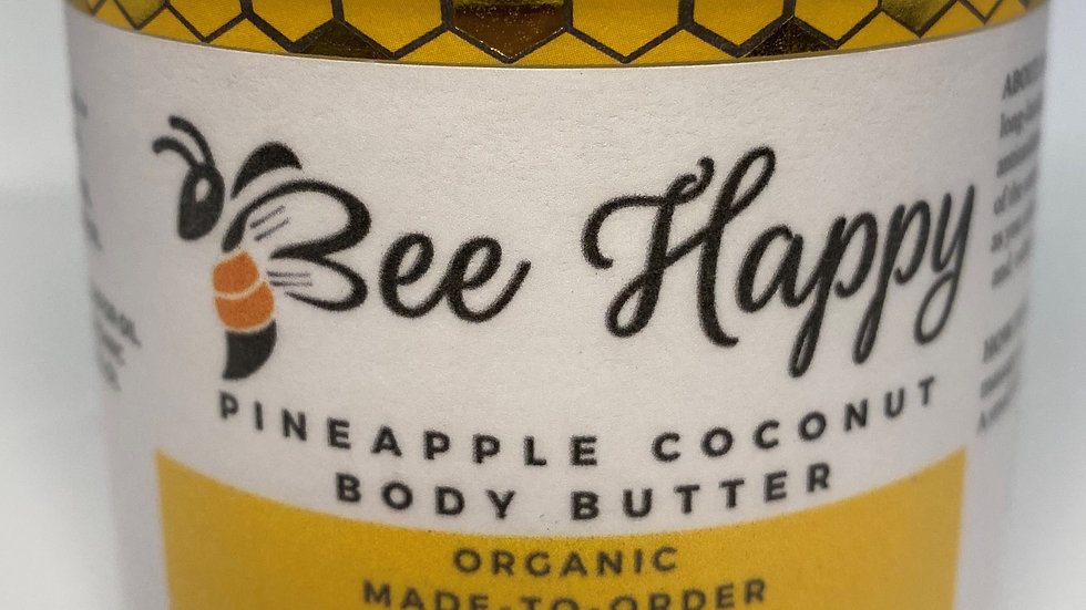Pineapple Coconut Body Butter