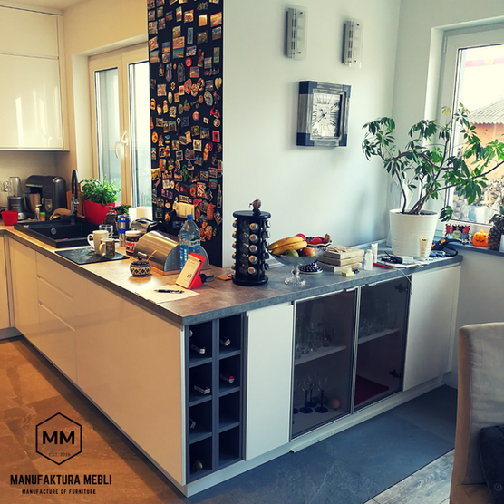 Manufaktura Mebli - Tworzymy coś więcej jak tylko meble - Meble na wymiar - Kuchnie na Wymiar  - Meble Biurowe