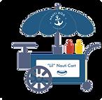 Nauti Dog Hot Dog Cart