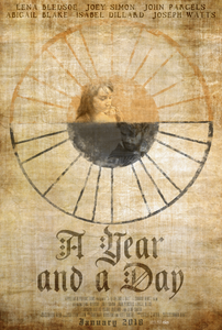 A Year and a Day Teaser Poster