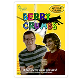 Berry Crumbs Label