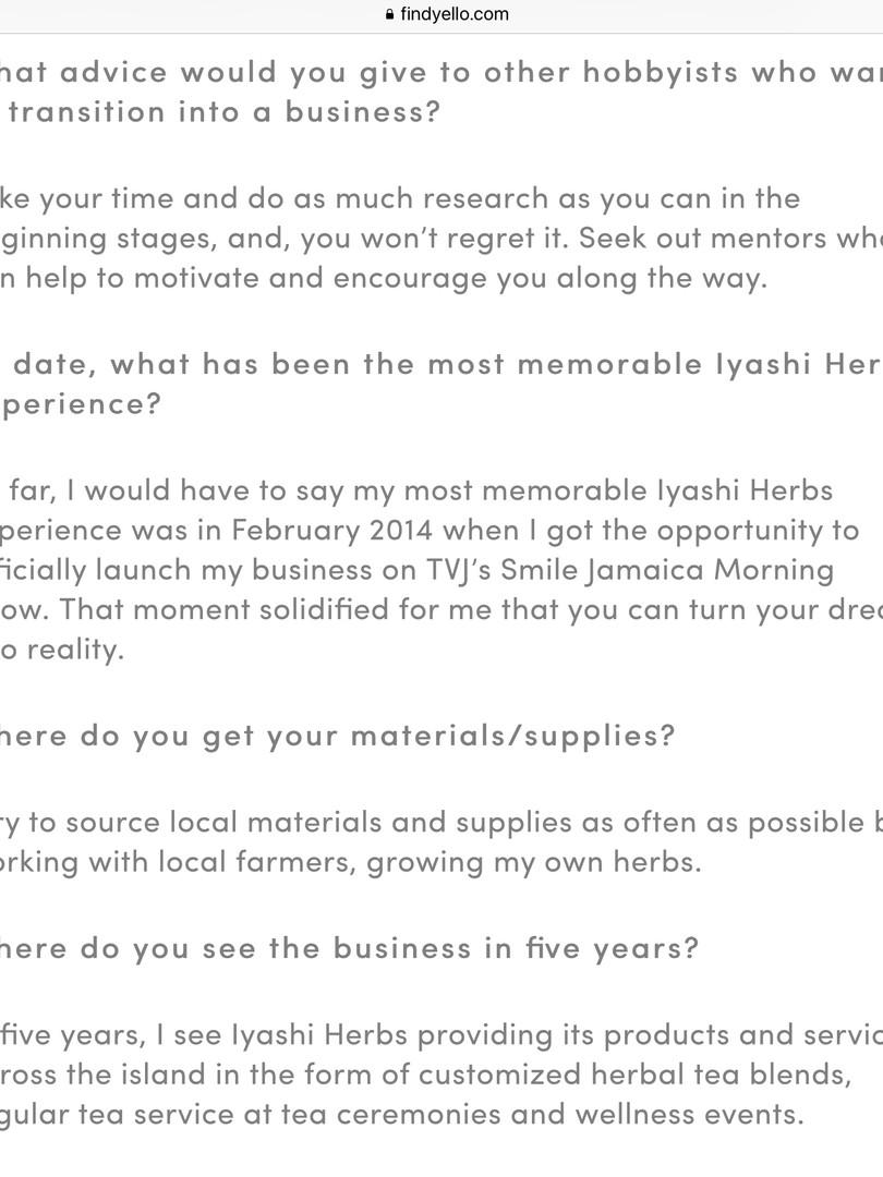 Find Yello Interview 4