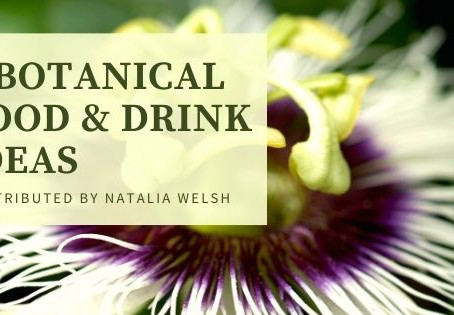 7 Botanical Food & Drink Ideas from Hungry Eyes