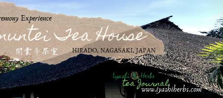 A Tea Ceremony Experience at Kanuntei Tea House