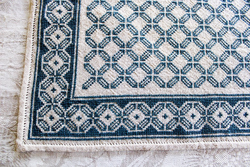 Aegean Octagon Table Runner Download