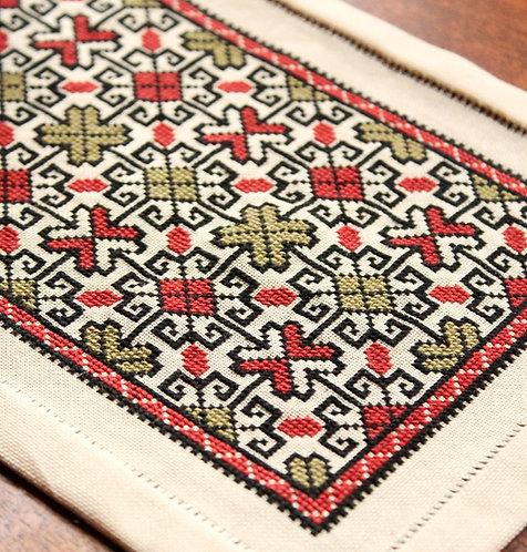 Mikini ground cloth, 30 count