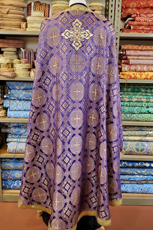 Antioch purple-gold priest vestments