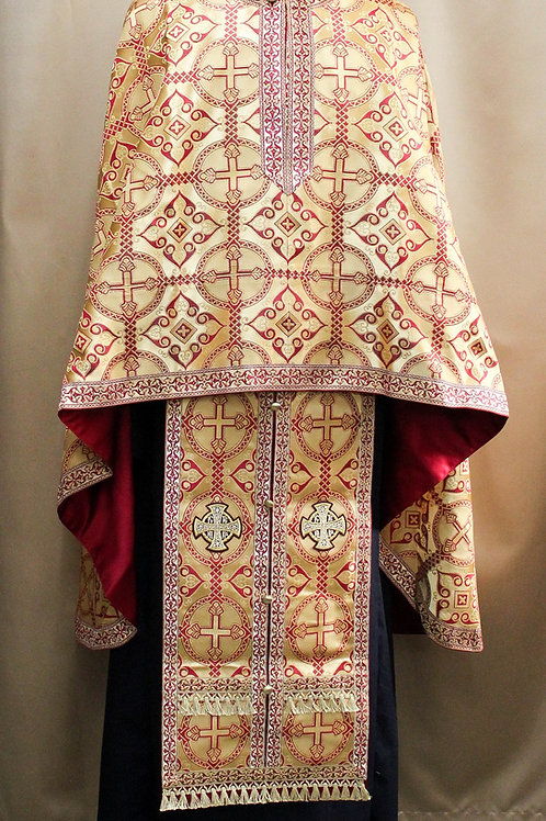 Antioch gold priest vestments