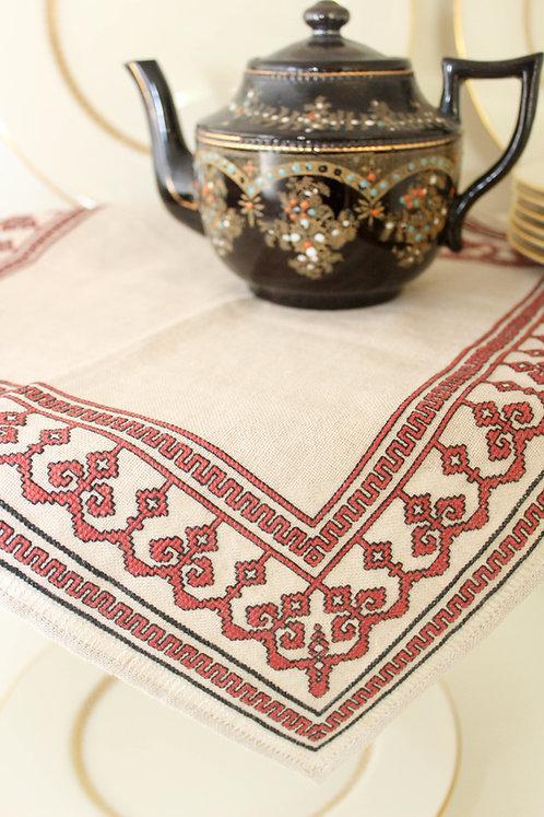 Byzantine Meander Red Download