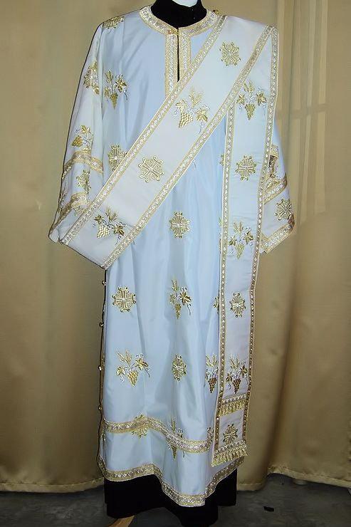 Caesarea deacon vestments