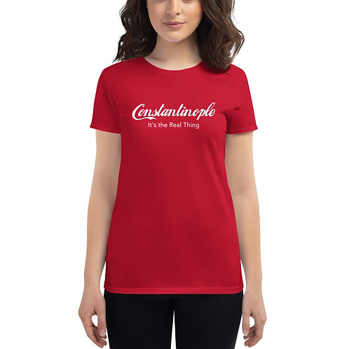 Women's Constantinople tshirt