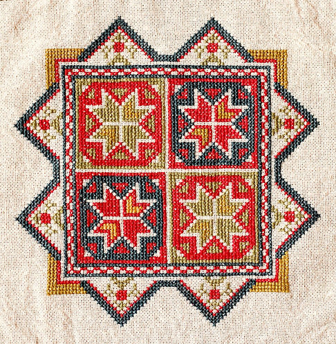 Whlsl Star of Chios Kit or Pattern
