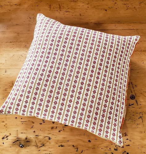 Cushion cover finishing service