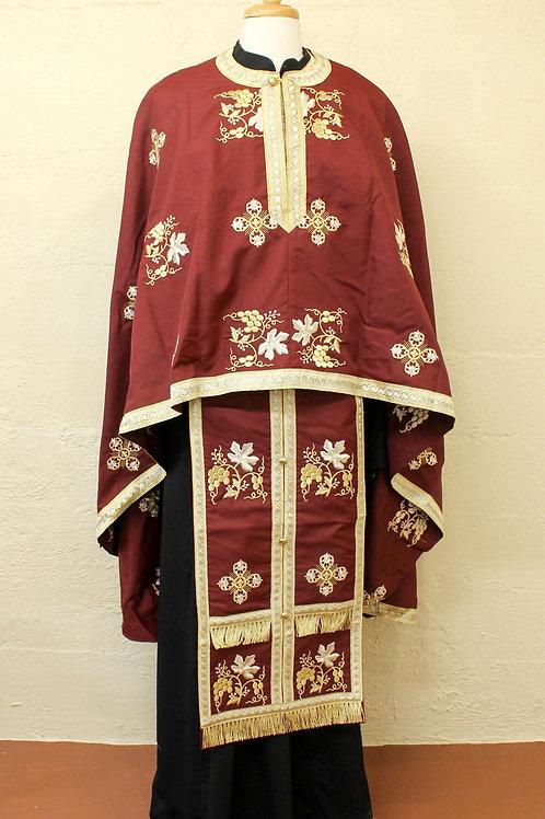 Chrysopolis lightweight priest vestments
