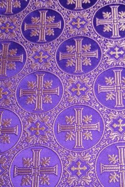 Jerusalem purple priest vestments