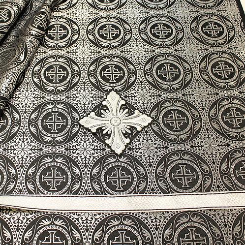 Edessa black priest vestments