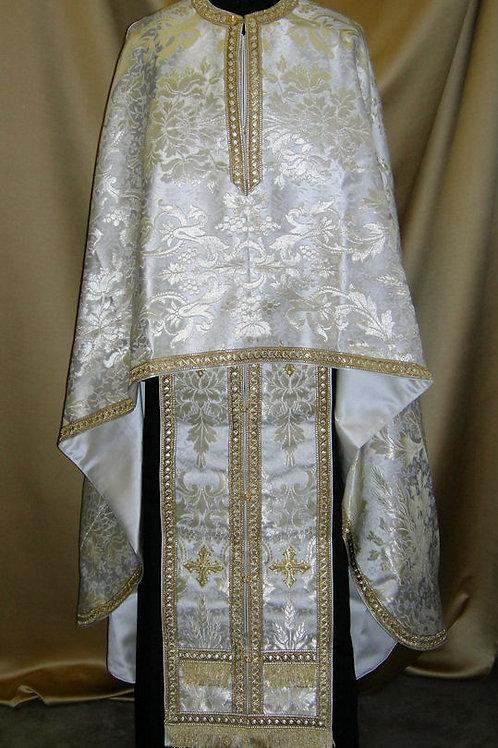 Episcopal real metal priest vestments
