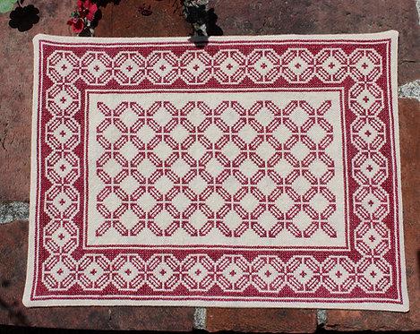 Whlsl Aegean Octagon Table Mat Kit 3 colors