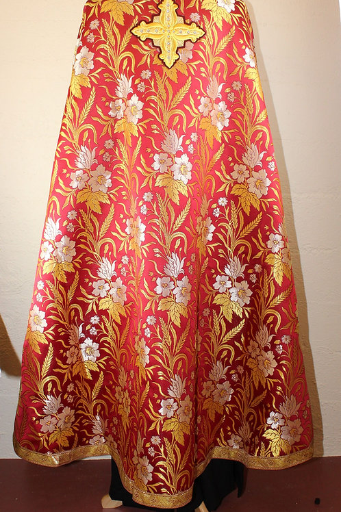 Cephalonia red priest vestments