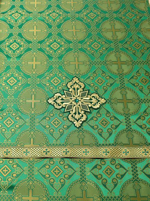 Antioch green priest vestments