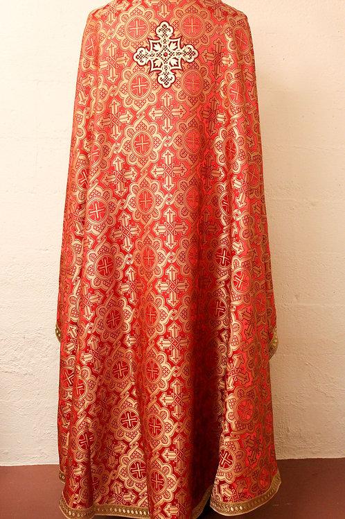 Ravenna red priest vestments