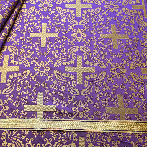 Athens purple priest vestments
