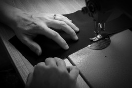 Krista sewing