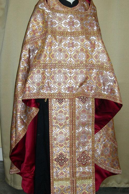 Ravenna White Gold Red