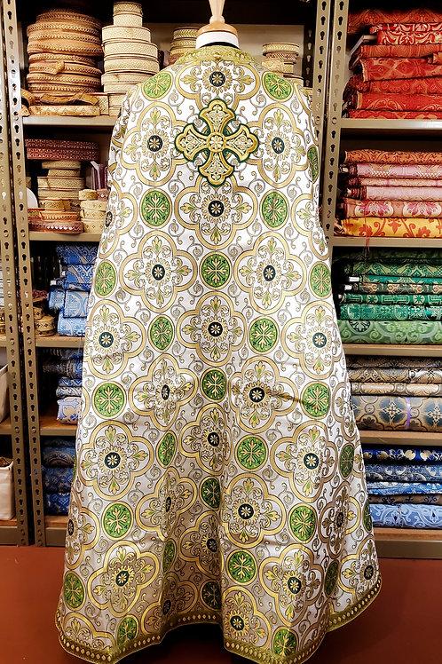 Adrianople green priest vestments