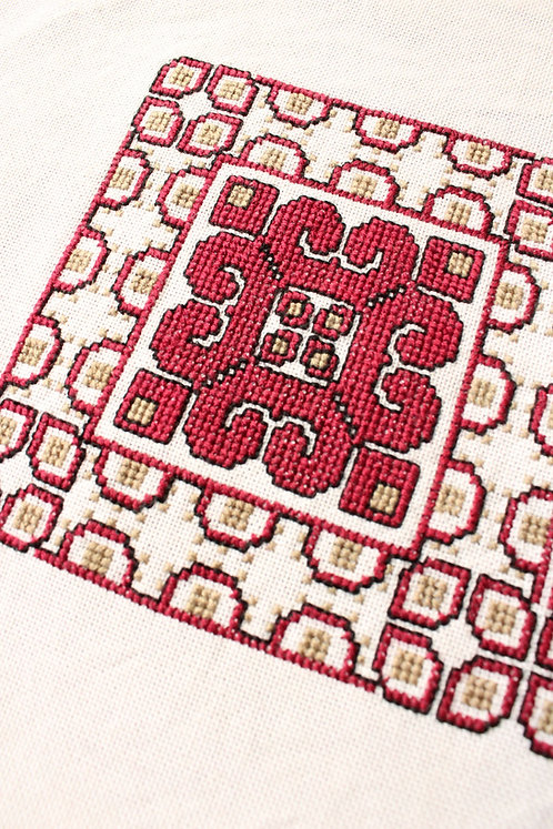 Whlsl Illyrian Scroll Kit or Pattern